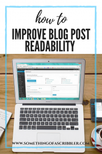 How to Improve blog post readability