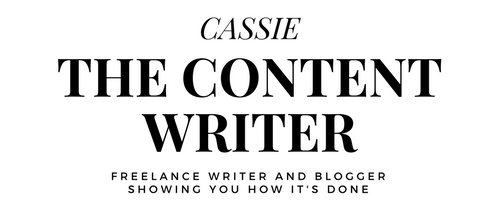 Cassie, The Content Writer